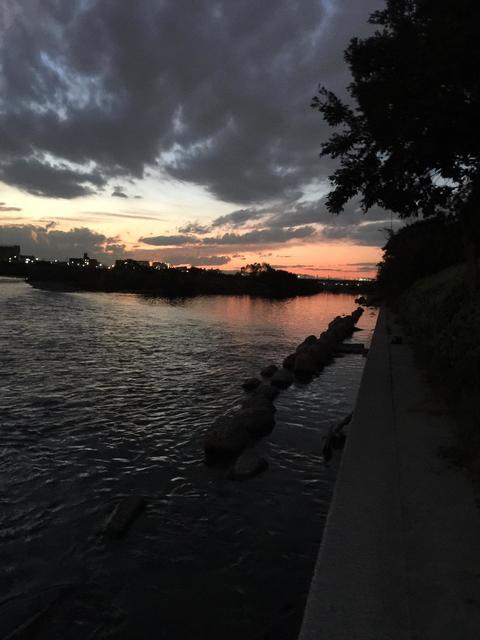 スモールマウス 多摩川中流域 実釣レポート 2018年10月31日